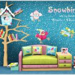 """Dětský set """"Snowbirds"""""""