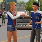 Nestihli jste živé vysílání s tvůrci The Sims 3?