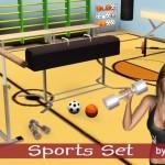 Sportovní set