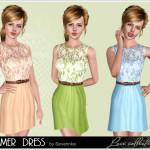 Letní šaty Summer Dress