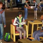 Lednový sumář The Sims