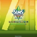 """""""Loading screens"""" pro The Sims 3 Studentský život"""