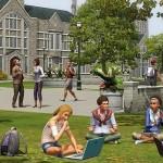 Téměř hodina záběrů z dodatku The Sims 3 Studentský život