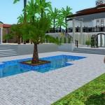 Kvarteto nových obrázků k dodatku The Sims 3 Island Paradise