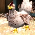 Slepice v The Sims 3? To tu ještě nebylo