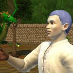 Pracovití zelení dráčci v Dragon Valley