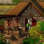 Dnes vyšel herní svět The Sims 3 Dragon Valley (Dračí údolí)