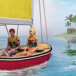 The Sims 3 Tropický ráj pod drobnohledem