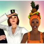 Tropické klobouky pro Tropický ráj