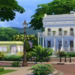 Přítomnost tramvaje v The Sims 4