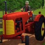 Staňte se traktoristou na Dědově farmě